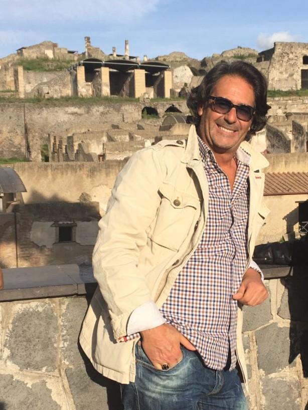 About Gaetano - Pompeii Tour Guide